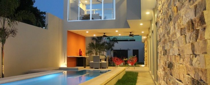 Contemporary Home in Merida Centro